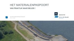 Materialenpaspoort: van beleid naar praktijk