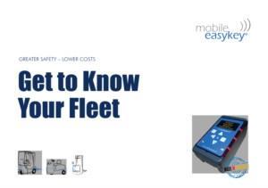 Leer uw vloot kennen
