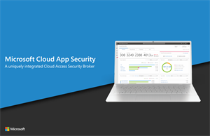 Microsoft Cloud App Security Overview