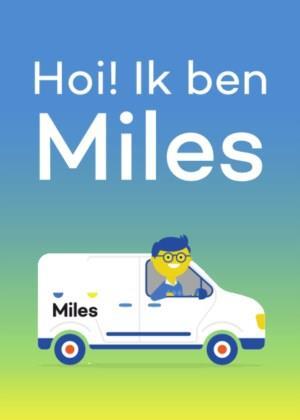 Miles, de slimme app die vraag en aanbod samenbrengt