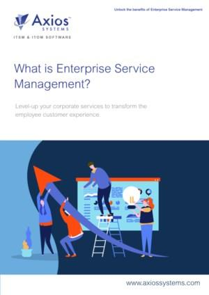 Enterprise Service Management: toekomstmuziek voor iedere organisatie