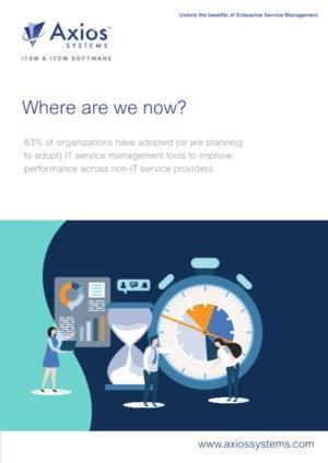 De onbegrensde potentie van Enterprise Service Management