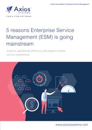 5 redenen waarom ESM gemeengoed is geworden