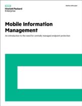 Endpoint protectie-strategie verbeteren met Mobile Information Management