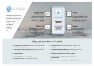 WipeMobile - Secure Wipe of Mobile Devices and Tablets
