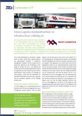 Mooy Logistics besteedt beheer en infrastructuur volledig uit