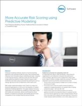 Meer accurate credit risk scoring dankzij het gebruik van voorspellende algoritmen