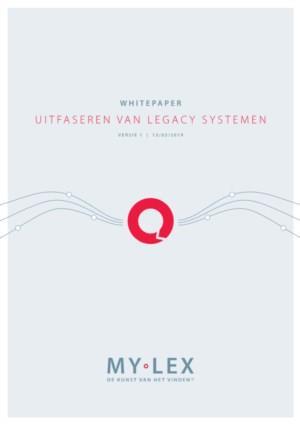 Oplossing voor overheden: uitfaseren van Legacy Systemen
