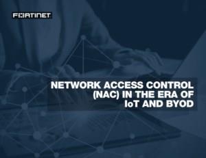 Network Acces Control (NAC) in de tijd van IoT en BYOD
