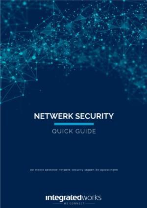 De meest gestelde netwerk security vragen én oplossingen