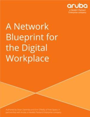 Een netwerkblauwdruk voor de digitale werkplek