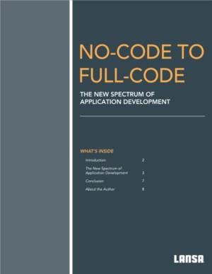 Het volledige spectrum van applicatie ontwikkeling belicht