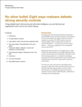 Cybercrime intelligence en meerdere beveiligingslagen: het antwoord op geavanceerde malware