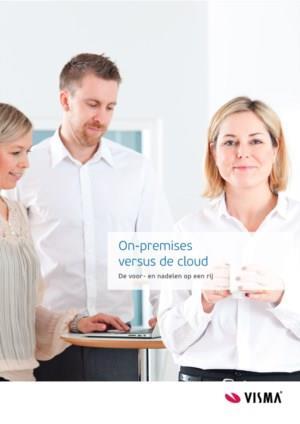 On-premises versus de cloud: de voor - en nadelen op een rij