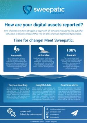 How are your digital assets reported?