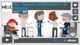 Thuiszorgmedewerkers optimaal bereikbaar via één centraal nummer