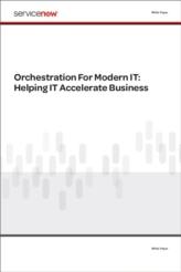 Breng lijn aan in uw systeembeheer met IT orchestration en stuw  uw organisatie vooruit