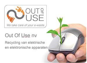 Out Of Use, uw betrouwbare partner voor hergebruik en recyclage van oud-IT