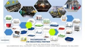 Outsource uw metaal productiemet SalesBridges Bv