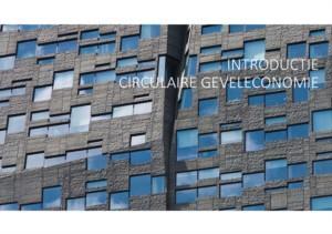 Circulaire gevelbouw van 4 kanten belicht - Stingo Huurdeman