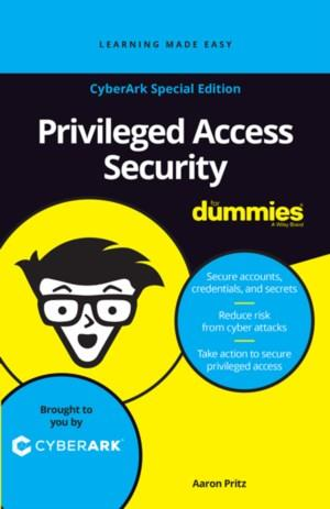 Privileged Access Security for dummies