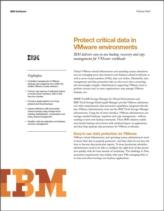 Data protectie voor VMware workloads