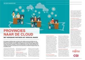 Verhoog het innovatief vermogen van de provinciale overheid via de cloud