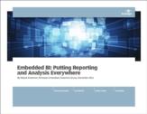 Embedded BI: reporting en analyses verweven door uw gehele organisatie