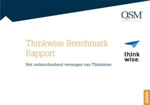 Thinkwise Benchmark Rapport