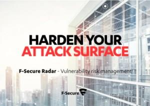 Harden your attack surface