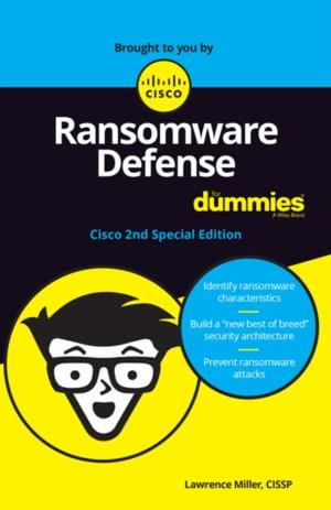 Ransomware bescherming voor Dummies