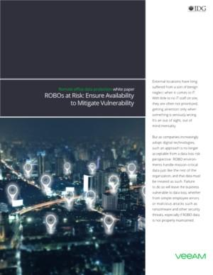 ROBOs at Risk: Ensure Availability to Mitigate Vulnerability
