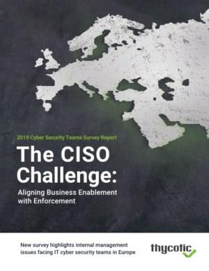 2019 Cyber Security Teams Survey Report