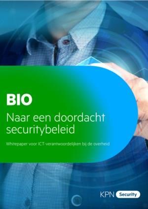 BIO - Naar een doordacht securitybeleid