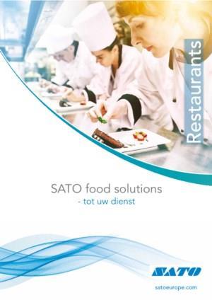 Waarborg de veiligheid van de consument met de SATO-oplossingen voor voedsellabeling