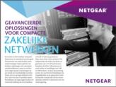 Geavanceerde oplossingen voor compacte zakelijke netwerken
