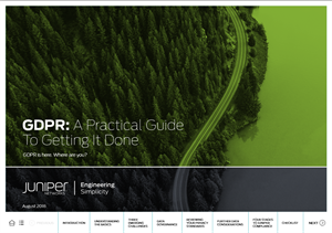 GDPR: A practical guide to getting it done