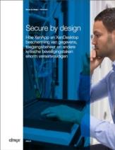Kritische beveiligingstaken vereenvoudigen dankzij applicatie- en Desktop Virtualisatie