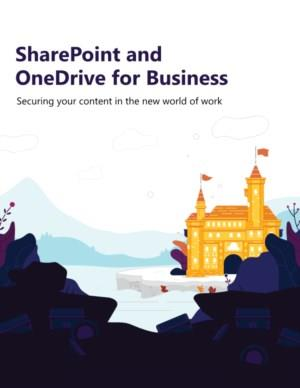 SharePoint en OneDrive voor bedrijfen - Uw inhoud beveiligen in de nieuwe werkwereld