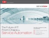 De toekomst van uw IT-omgeving: van chaos naar Service Automation