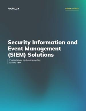 Security Information and Event Management (SIEM) Solutions