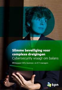 Cybersecurity: slimme beveiliging voor complexe dreigingen