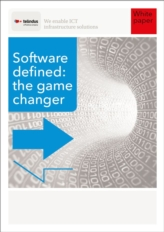 Software defined: the game changer