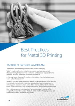 The Role of Software in Metal AM