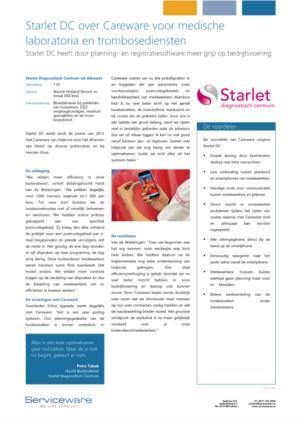 Starlet over Careware in de praktijk