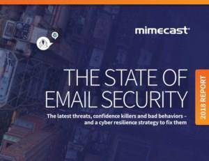 De Staat van E-mail Security 2018