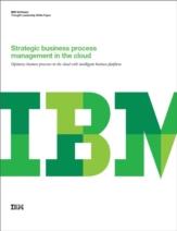 Strategisch Business Process Management in de cloud