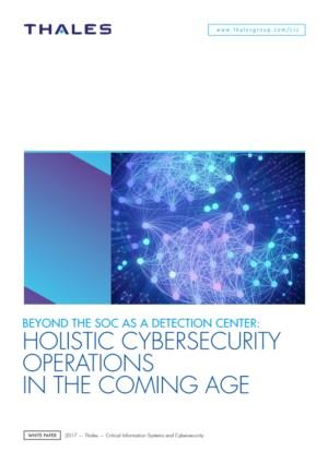 Holistic Cybersecurity Operations in the coming age
