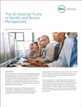 Identity en Access Management (IAM): 10 waarheden die uw IAM-beleid kunnen verbeteren