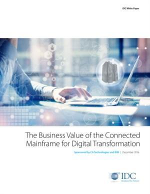 De toegevoegde waarde van een Connected Mainframe voor digitale transformatie